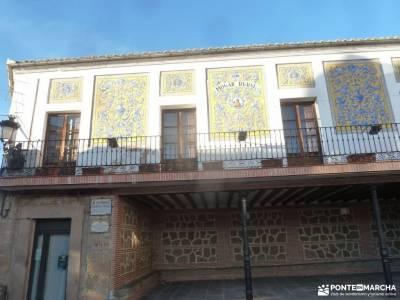 Ciudad de Vascos-Dolmen de Azután;singles en madrid la vall d aran tiendas montaña tours a madrid